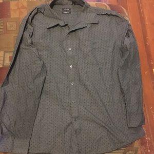 Van Heusen - XXL - size 18-18 1/2 Dress Shirt
